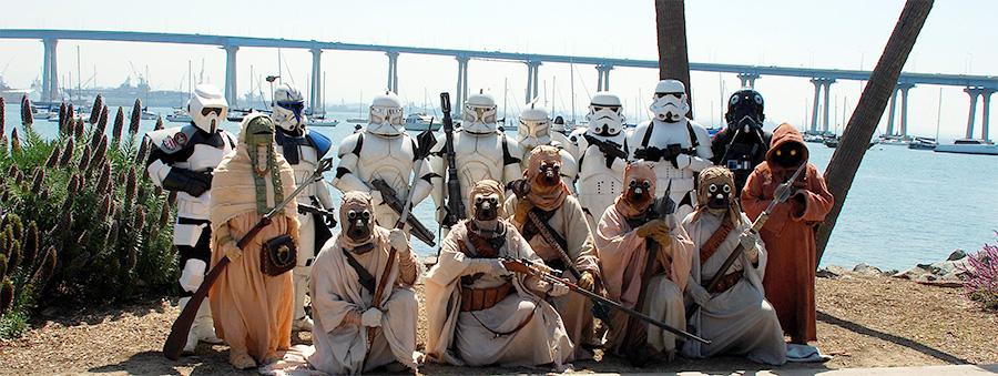 Imperial Sands Garrison - San Diego, CA